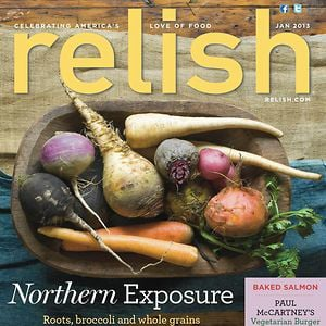 Profile picture for Relish Magazine