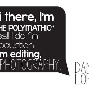 Profile picture for Daniel Lopez