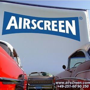 Profile picture for Outdoor cinemas with AIRSCREEN