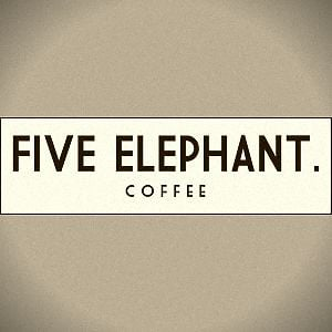 Profile picture for Five Elephant.