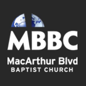 Profile picture for MacArthur Blvd. Baptist Church