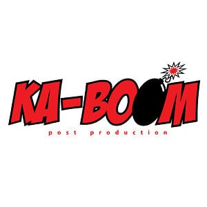 Profile picture for Ka-boom Post Production