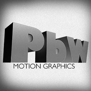 Profile picture for PbW Motion Graphics