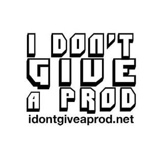 Profile picture for I DON'T GIVE A PROD (Gang)