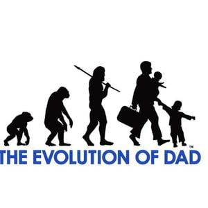 Profile picture for Evolution of Dad