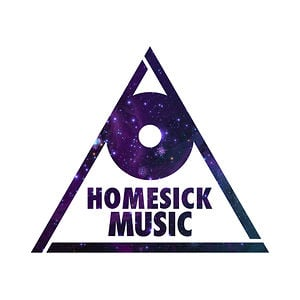 Profile picture for Homesick Music