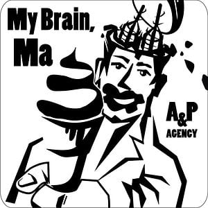 Profile picture for My Brain, Ma