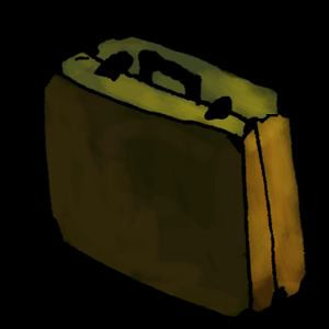 Profile picture for small suitcase