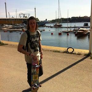 Profile picture for Aron Ottosson