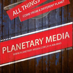 Profile picture for Planetary Media