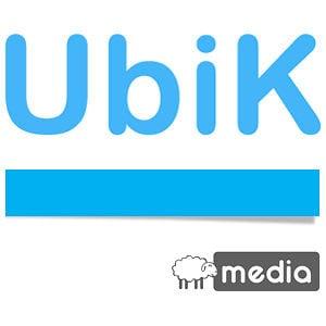 Profile picture for UbiK media