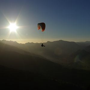 "Profile picture for Paragliding ""NASA KRILA"""