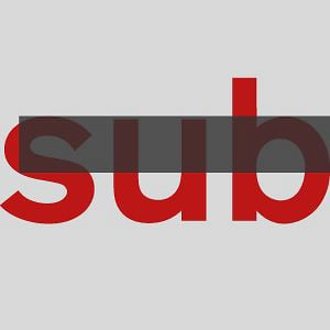 Profile picture for subtractor