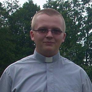 Profile picture for ks. Michał Rogoziński