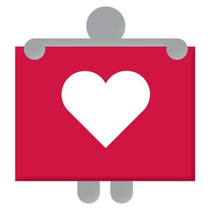 Profile picture for Naked Heart Foundation