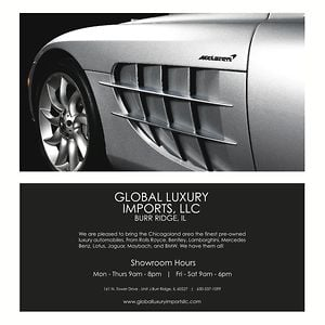 Profile picture for GlobalLuxuryImports
