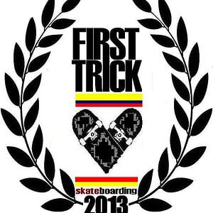 Profile picture for FIRST TRICK SKATEBOARDING