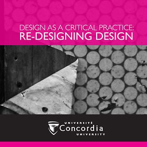 Profile picture for Concordia Design Lecture Series
