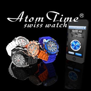 Profile picture for atomtime swiss watches