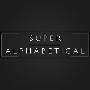 Profile picture for Super Alphabetical
