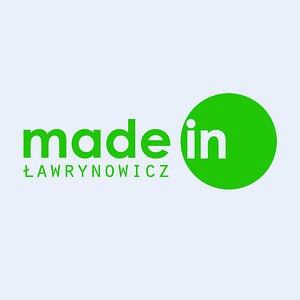Profile picture for made in Ławrynowicz