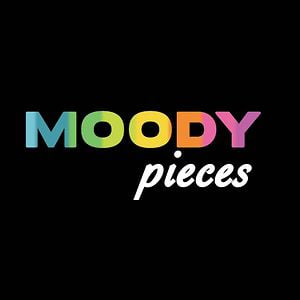 Profile picture for moody pieces