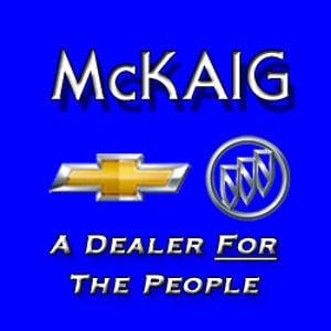 Profile picture for McKaig Chevrolet Buick