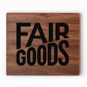 Profile picture for Fairgoods