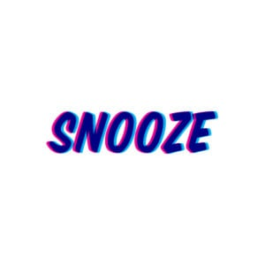 Profile picture for Snooze