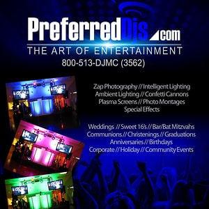 Profile picture for Preferred DJ's