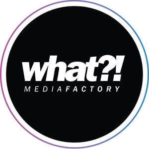 Profile picture for What?! Media Factory