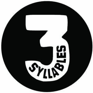 Profile picture for 3 Syllables Records
