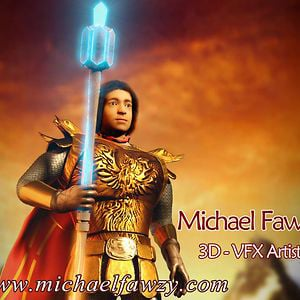 Profile picture for Michael Fawzy