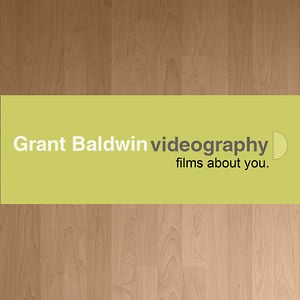 Profile picture for Grant  Baldwin Videography