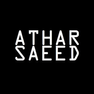 Profile picture for Athar Saeed Music - Sound Design