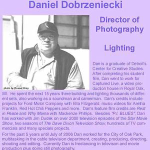 Profile picture for Daniel Dobrzeniecki
