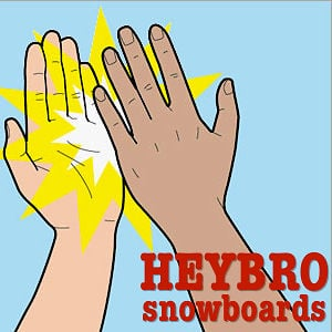 Profile picture for HEYBRO snowboards