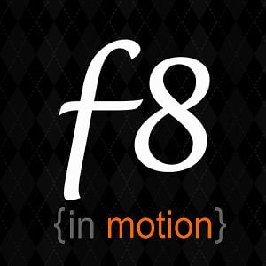 Profile picture for f8 in motion
