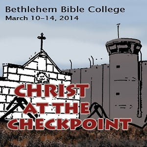 Profile picture for Christ at the Checkpoint