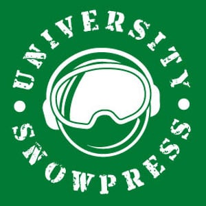 Profile picture for UniversitySnowPress