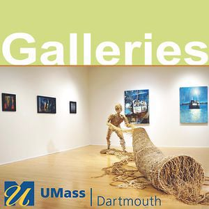 Profile picture for UMass Dartmouth Galleries