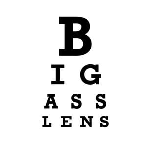 Profile picture for Big Ass Lens