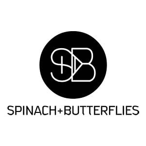 Profile picture for spinach + butterflies