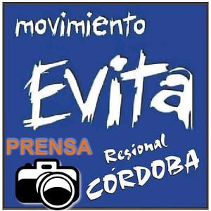 Profile picture for MOVIMIENTO EVITA PRENSA CORDOBA