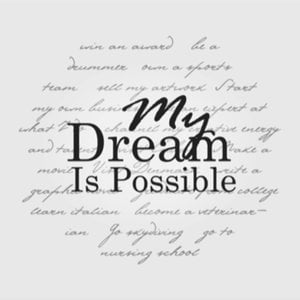 Profile picture for My Dream Is Possible
