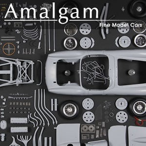 Profile picture for Amalgam Fine Model Cars Ltd