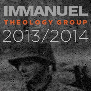 Profile picture for Immanuel Theology Group