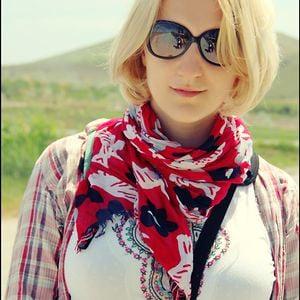 Profile picture for Alex Khitrova