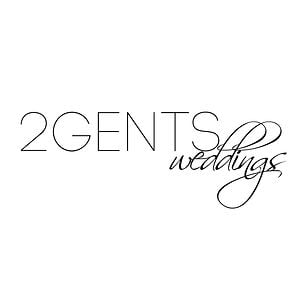 Profile picture for 2 Gents Weddings