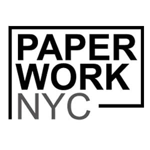Profile picture for PAPER WORK NYC